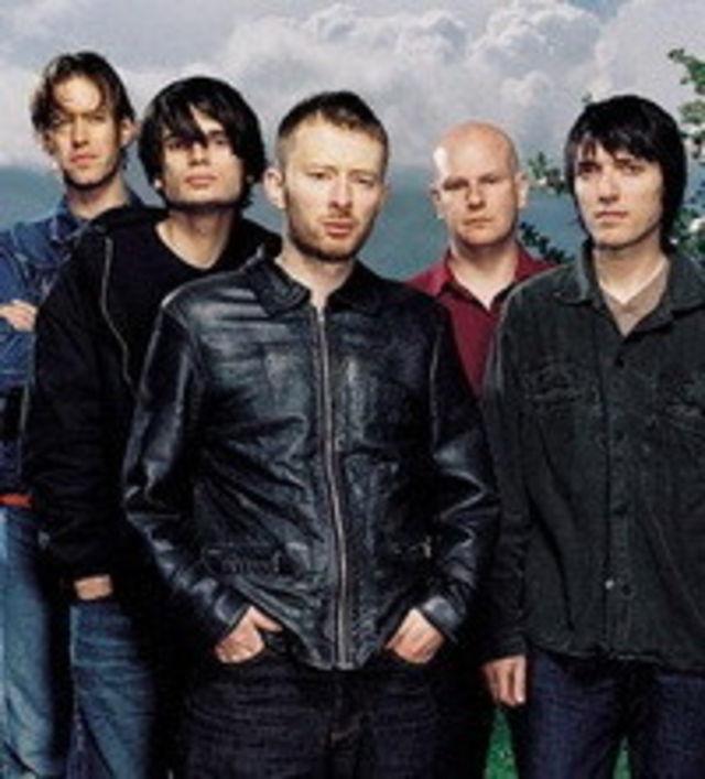 Radiohead sunt impotriva construirii de noi statii nucleare