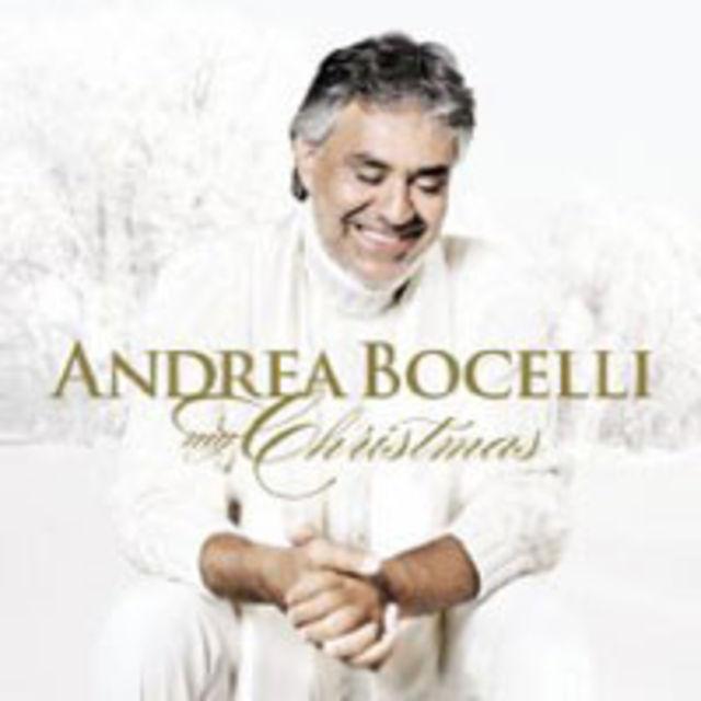 Bocelli si Sting au cele mai vandute albume cu piese de Craciun