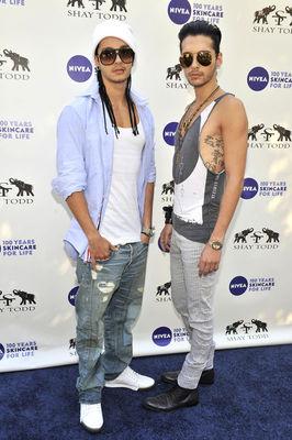 Poze Bill Kaulitz look nou iunie 2011