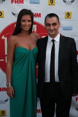 Antonia - premii FHM 2012