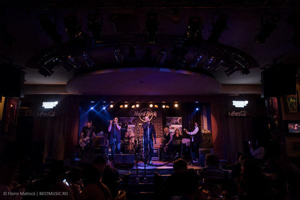 Poze Directia 5 live@ Hard Rock Cafe