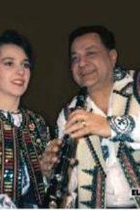 Luca Novac si Carmen Luca