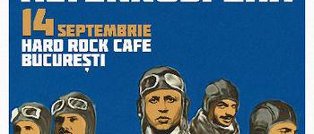 ALTERNOSFERA aterizeaza pe 14 septembrie la Hard Rock Cafe din Bucuresti