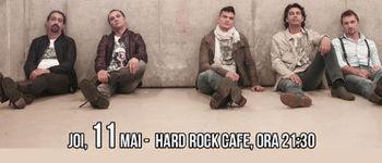 Concert VAMA - electric pe 11 mai la Hard Rock Cafe