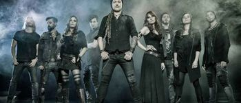 Eluveitie a lansat videoclipul piesei 'Lvgvs'