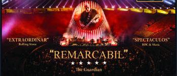 Concert David Gilmour - 'Live At Pompeii' la Happy Cinema