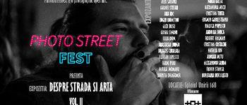 Haideti maine seara laPhotoStreet Fest!