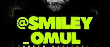 Turneul @Smiley_Omul din toamna este vandut in proportie de 30%